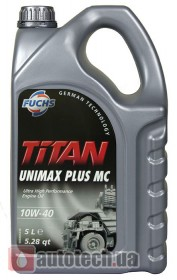 Fuchs Titan Unimax Plus MC 10W-40 5 л.