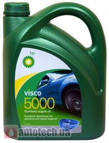 BP Visco 5000 5W-40 4 л.  - Фото 2