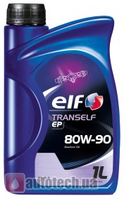 Elf Tranself EP 80W-90 GL-4 1 л.