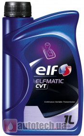 Elf Elfmatic CVT ATF