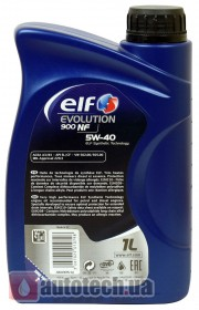 Elf Evolution 900 NF 5W-40 1 л. - Фото 9