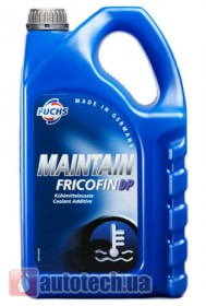 Антифриз Fuchs MAINTAIN FRICOFIN DP G12 Plus фиолетовый 5 л.