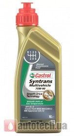 Castrol Syntrans Multivehicle 75W-90 1 л.