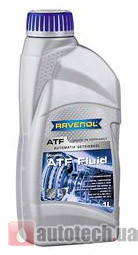 RAVENOL ATF Fluid Type A Suffix A 1 л.