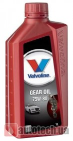 Valvoline Gear Oil 75W-80 1 л.