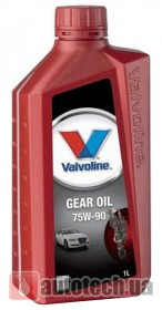 Valvoline Gear Oil 75W-90 1 л.