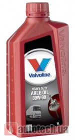 Valvoline HD Axle Oil 80W-90 1 л.