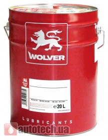 WOLVER Multipurpose Gear Oil GL-4 75W-90 20 л. - Фото 2