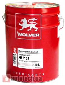 WOLVER HLP 68 20 л.