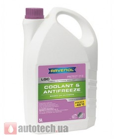 Антифриз RAVENOL LGC Protect C13 Concentrate фиолетовый