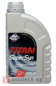TITAN SUPERSYN 10W-60 1 л.