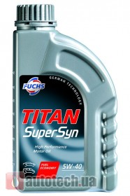 Fuchs TITAN SUPERSYN 5W-40 1 л.