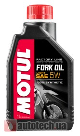 Motul Fork Oil Light Factory Line 5W 1 л.