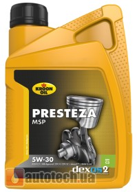 Kroon Oil Presteza MSP 5W-30 1 л.