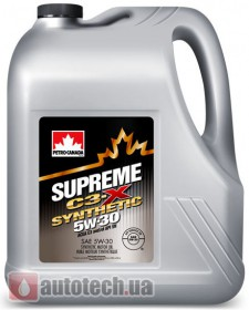 Petro-Canada Supreme C3-X Synthetic 5W-30 4 л. - Фото 2