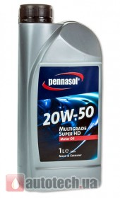 Pennasol Multigrade Super HD 20W-50 1 л.