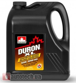 Petro-Canada Duron XL Synthetic Blend 10W-40 4 л. - Фото 2
