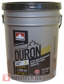 Petro-Canada Duron UHP 10W-40 20 л. - Фото 2